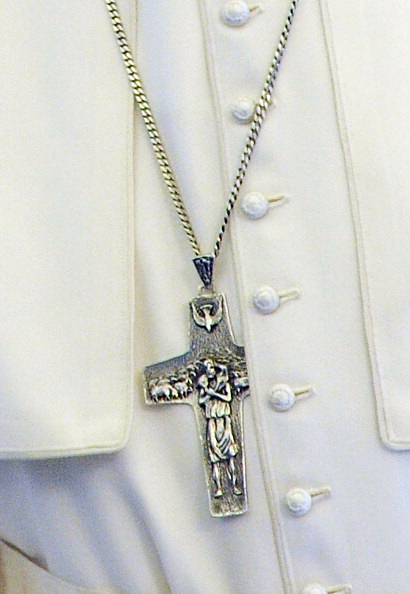 Well-known The Saint Bede Studio Blog: Pectoral Cross of Pope Francis JN36