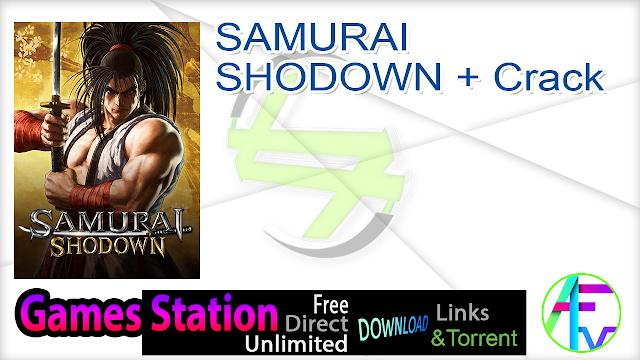 SAMURAI SHODOWN + Crack