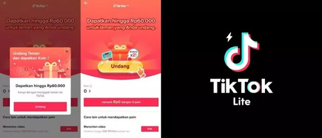 How to see the TikTok Lite invitation code, you can get additional money!