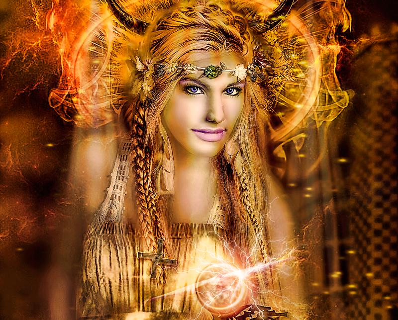 Brigid: A Deusa Amada Dos Celtas