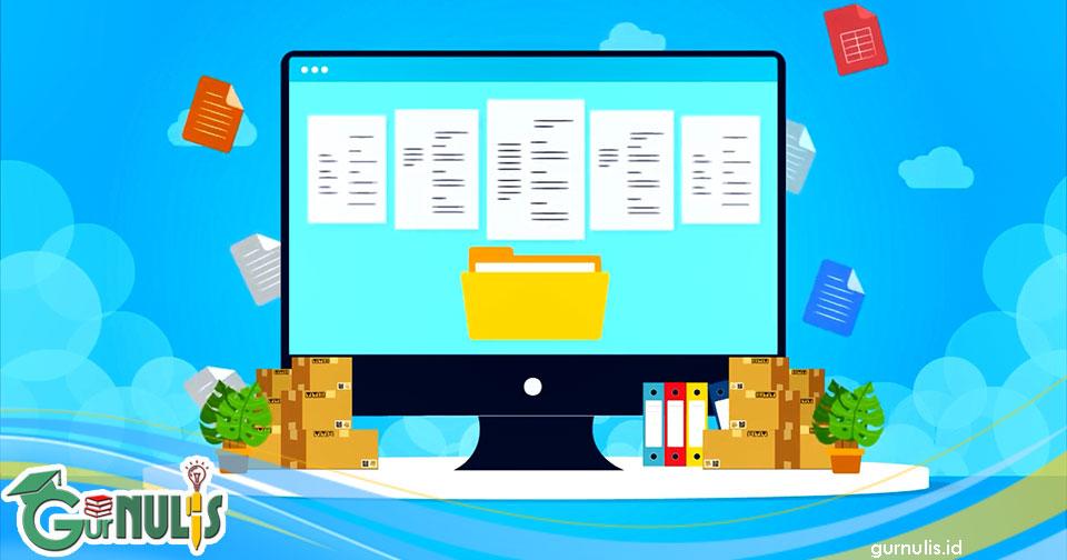 Jenis Soal Asesmen Pada Aplikasi ANBK - www.gurnulis.id