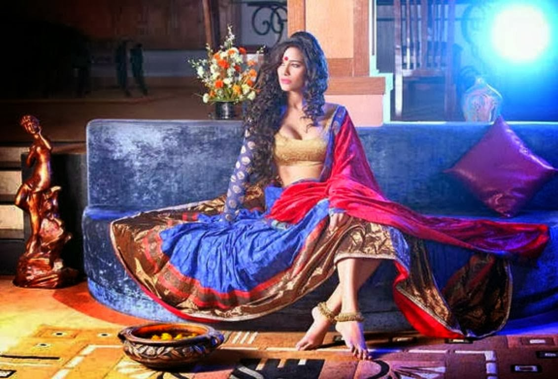 Poonam pandey hot diwali special photoshoot gallery