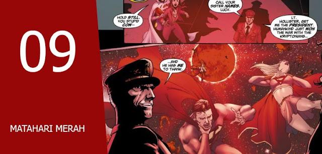 10 Cara Mengalahkan Superman, dari Kryptonite Hijau sampai Sihir