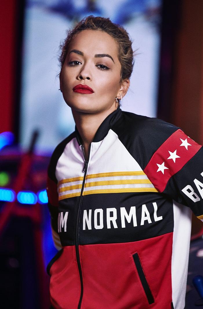 Adidas Rita Ora' Sonbahar Kış Koleksiyonu