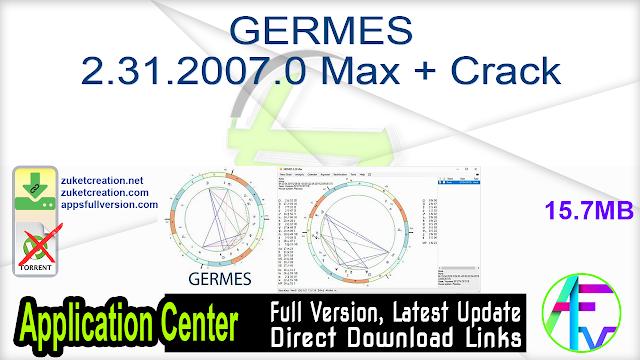 GERMES 2.31.2007.0 Max + Crack