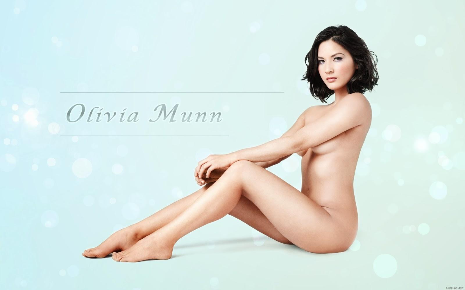 Olivia Munn Nude Images