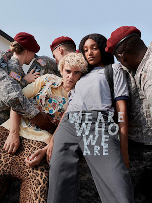 WE ARE WHO WE AR - serie hbo