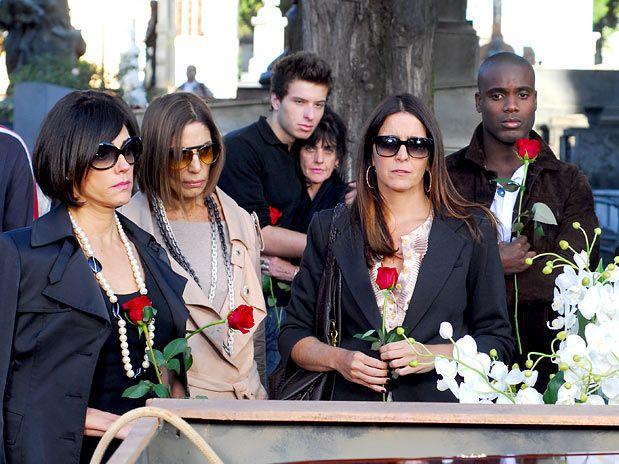 Cena da novela Ti-ti-ti, em 2010