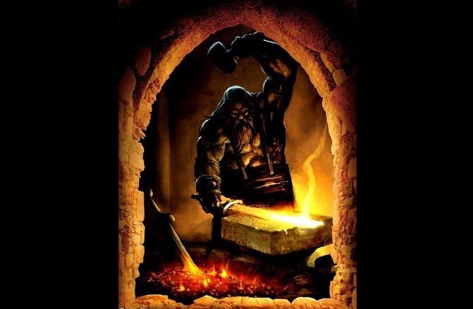 O Mito de Hefesto, Deus do Fogo e da Forja