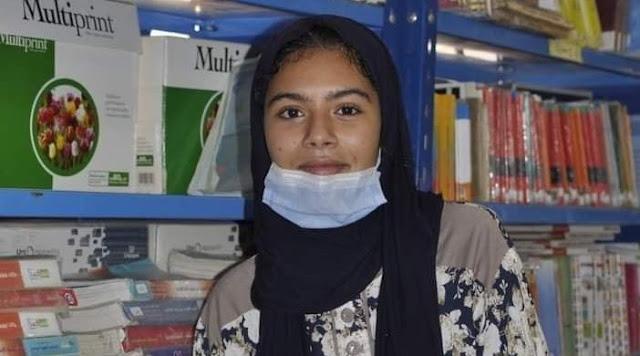 """إبنة مدينة تارودانت سارة الضعيف: بطلة المغرب لنهائيات الدورة 5 ل""""تحدي القراءة العربي"""" التي جعلت القراءة نمط حياة يومي"""