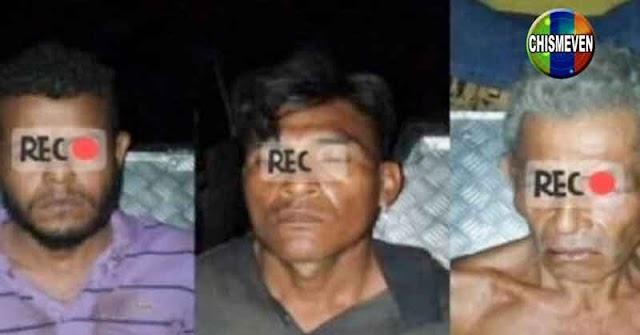 Supuestamente detenidos los tres descuartizadores de Perijá