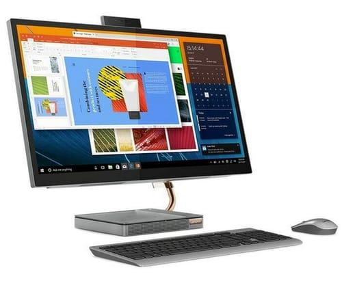 Lenovo 27 QHD Touchscreen All-in-One Ideacentre 5 PC