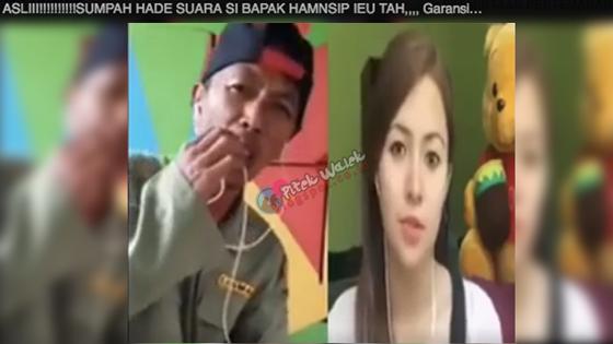 Video Pak Hansip Bersuara Merdu Karaoke Smule Dengan Shima Ratu