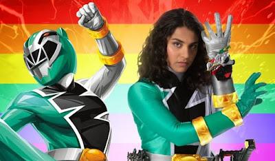 Primera power ranger LGBT