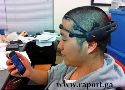 a brain to interspace smartphone