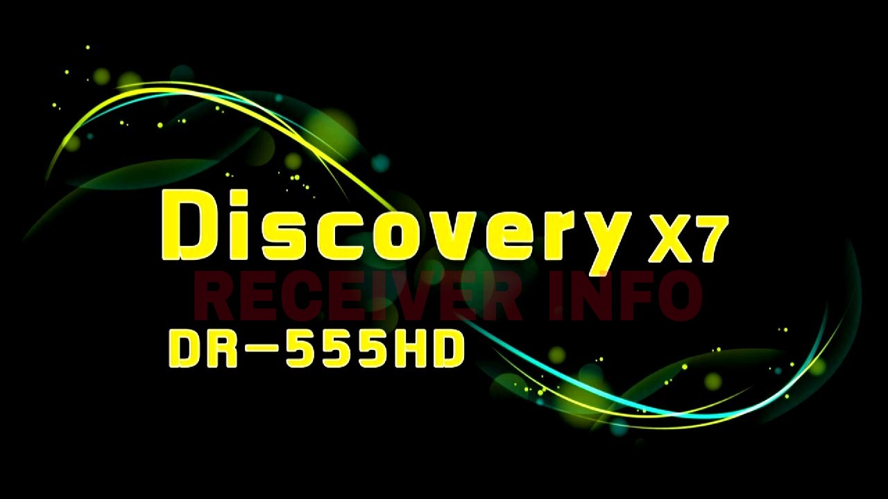 1506T RECEIVER NEW SOFTWARE