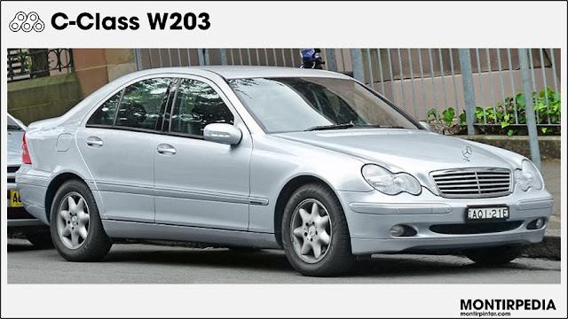 C-Class W203