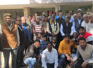 मुख्यमंत्री कोविड-19 विशेष अनुग्रह योजना का लाभ बिजली कर्मियों को मिले