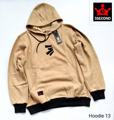 HOODIE DISTRO THREESECOND (H11)