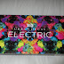 Urban Decay Electric Palette Review and HD Swatches on Black Skin