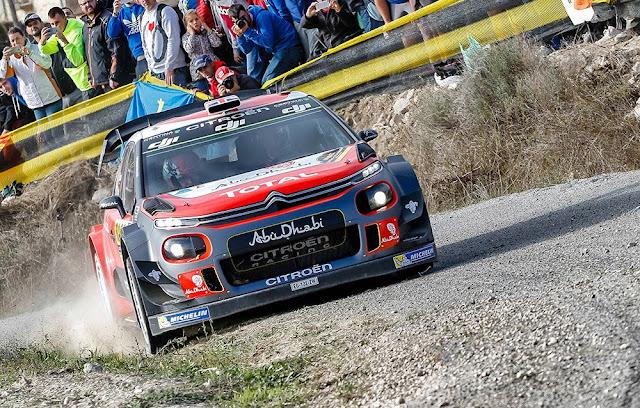 Kris Meeke wins RACC, Rally of Spain – WRC!