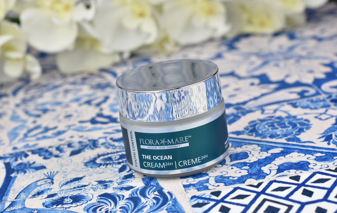 FLORA MARE Ocean Skin Therapy, Hautpflege, Gesichtspflege, Review, Erfahrung, Skincare, Anti-Aging, QVC Beauty, Parfum