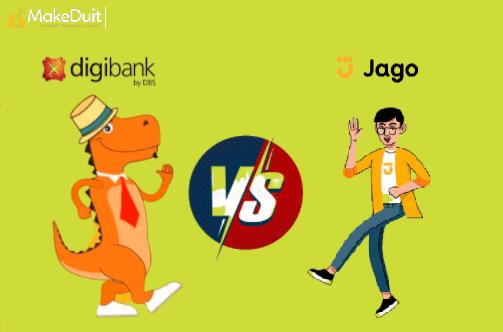 Bank Jago Vs Digibank: Fitur, Produk dan Layanan