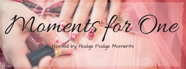 Moments for One: A Special Announcement