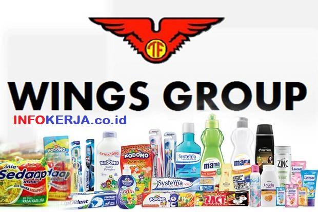 INFO KERJA VIA EMAIL 2019 | Perusahaan Wings Group