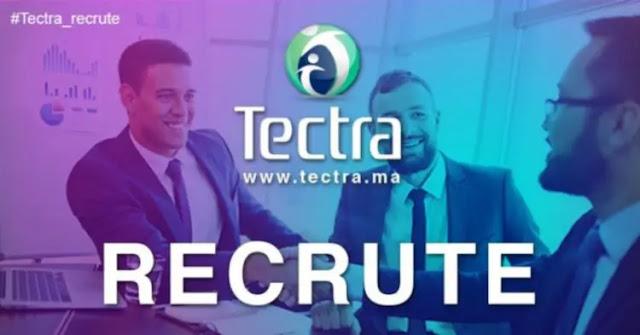 Tectra توظف عدة مناصب بشهادات الباك, باك+2, باك+3 ,باك+4