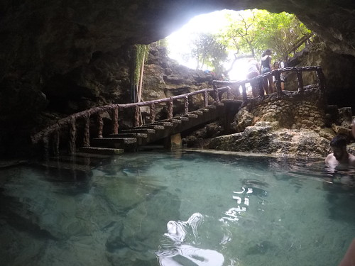 Ogtong Cave in Bantayan Island