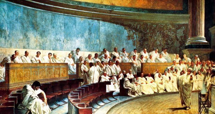 Senado romano
