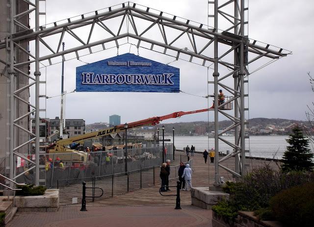 Canada Harbourwalk