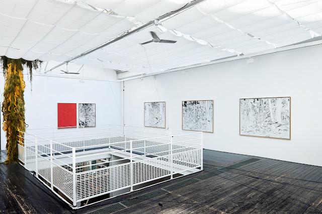 Klinger Favre Galerie Filles du Calvaire Leloup Ultratweeter