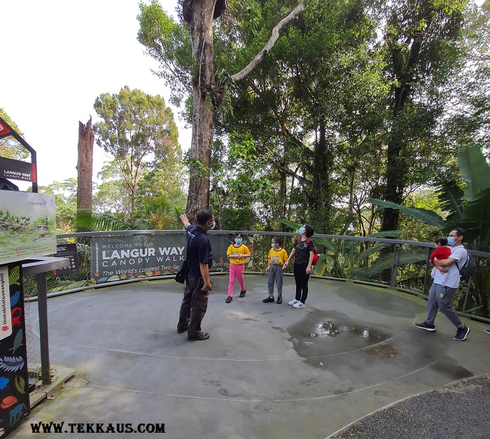 The Habitat Penang Hill Langur Way Canopy Walk