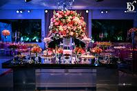 festa de 15 anos no party room em porto alegre com decoração moderna contemporânea cerejeiras telão led festa linda de 15 anos por fernanda dutra eventos