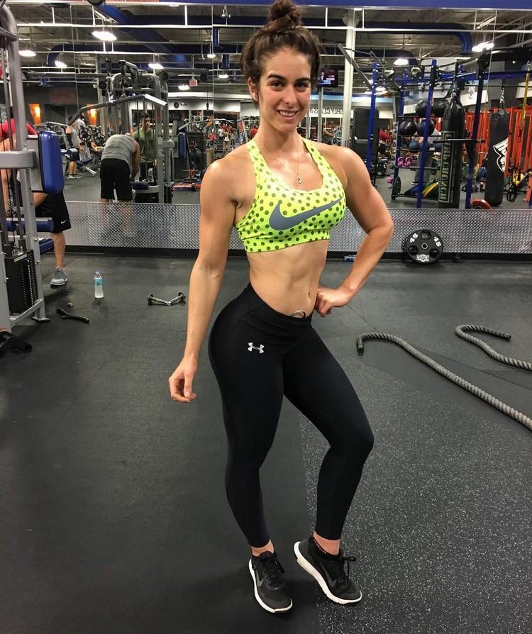 Stephanie Sequeira Bikini Fitness