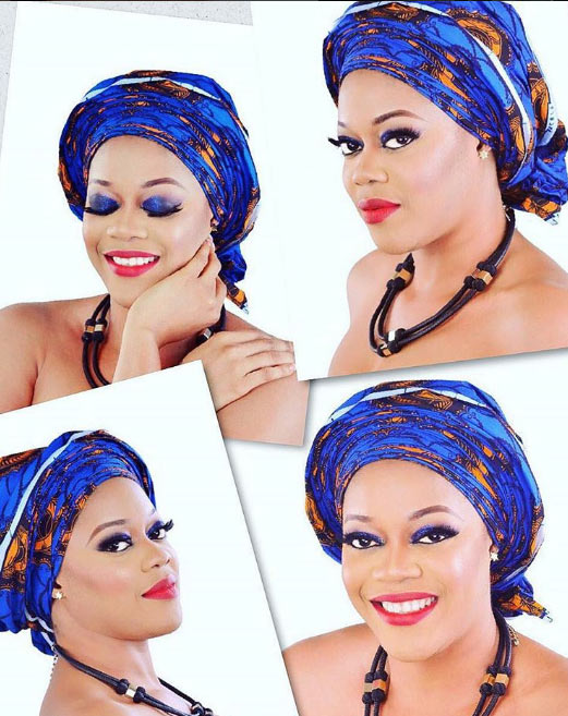 Eve Esin releases stunning photos as actress clocks a year older