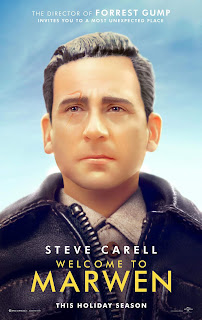 Welcome to Marwen - Poster & Trailer