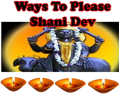 Ways To Please Saturn as per vedic astrology by best astrologer