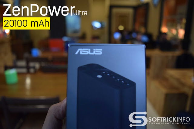 ASUS ZenPower Ultra, Pilihan Terbaik untuk Gadget Masa Kini