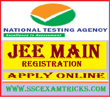 JEE Main Registration