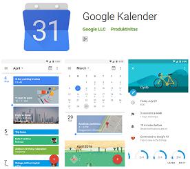 Aplikasi Penanggalan Terbaik Google Kalender