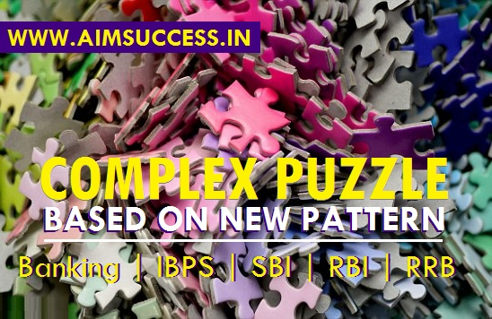 Complex Puzzle Questions