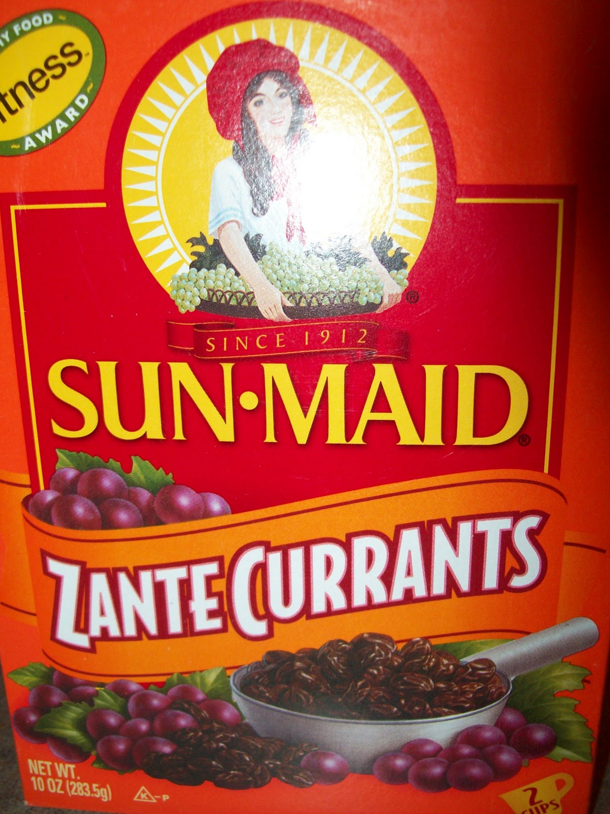 Image Gallery sun maid currants