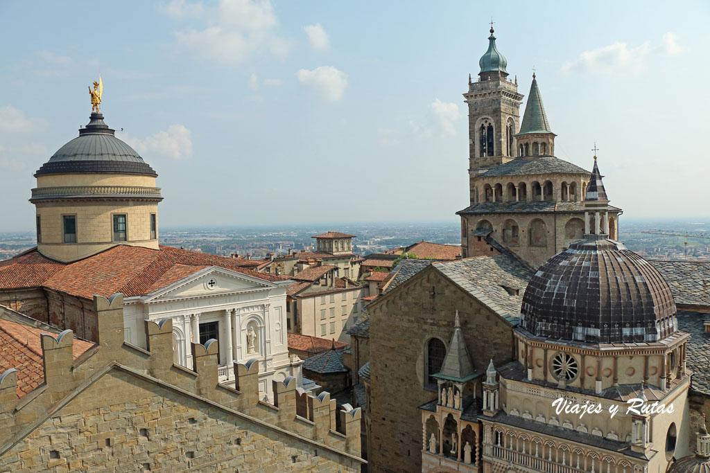 Vistas de Bergamo