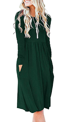 DB Moon Long Sleeve Dress