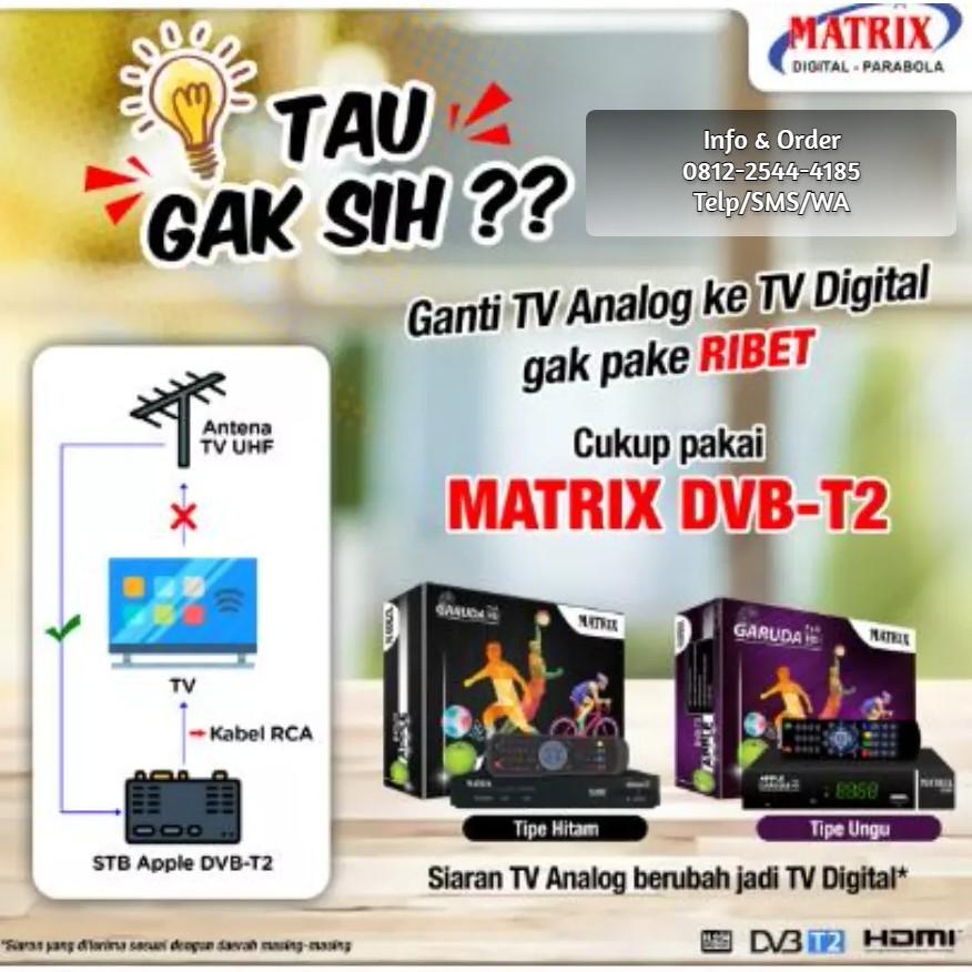 jual set top box dvb t2 tv digital di Baki Sukoharjo