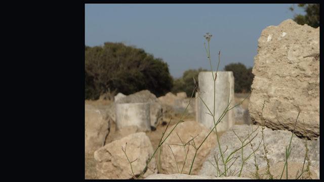 Le Stade Antique de la ville de Rhodes Alain Lacour