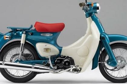 Harga Sepeda Motor Bebek Honda Terbaru